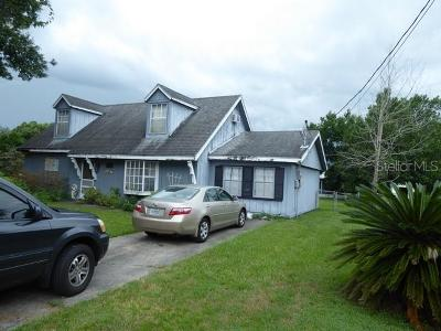 Zephyrhills FL Single Family Home For Sale: $99,000