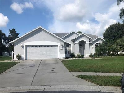 New Port Richey Single Family Home For Sale: 12447 Vogue Court