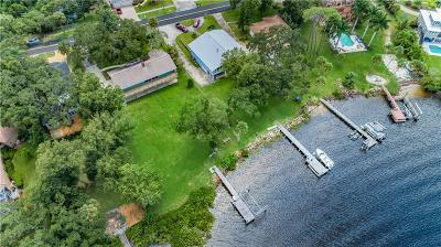 Hillsborough County, Pasco County, Pinellas County Single Family Home For Sale: 1430 Riverside Drive