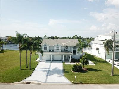 Hernando Beach FL Single Family Home For Sale: $467,900