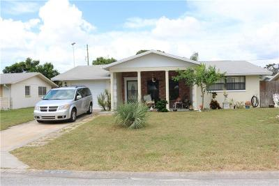 Port Richey Single Family Home For Sale: 7905 Bracken Drive