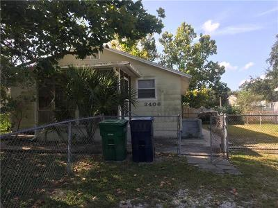 Hillsborough County Single Family Home For Sale: 3406 W Van Buren Drive