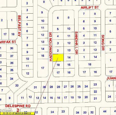 Residential Lots & Land For Sale: 6785 Haddington Drive