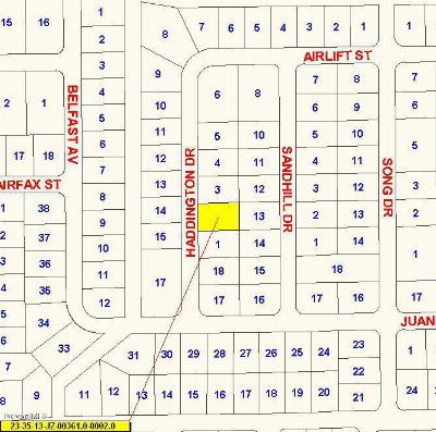 Residential Lots & Land For Sale: 6795 Haddington Drive