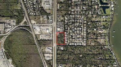 Cocoa Residential Lots & Land For Sale: Us 1