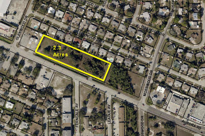 Brevard County Residential Lots & Land For Sale: 1400 Aurora Road