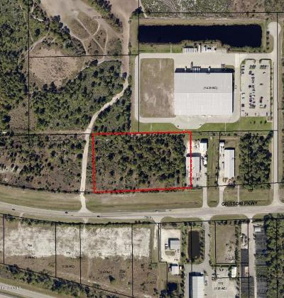 Cocoa Residential Lots & Land For Sale: 3276 Grissom Parkway