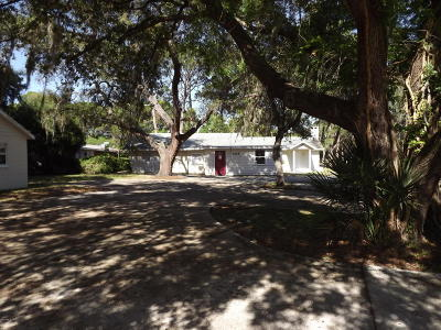 Titusville Single Family Home Contingent: 1518 Roger Drive