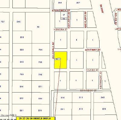 Residential Lots & Land For Sale: Grant/Valkaria #SUB OF L