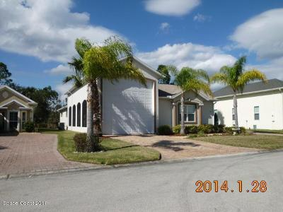 Titusville Single Family Home Contingent: 293 Harmony Lane