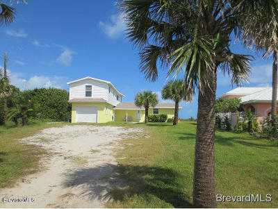 Melbourne Single Family Home For Sale: 6545 Highway A1a