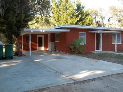 Mims Single Family Home For Sale: 3690/3680 Orlando Avenue
