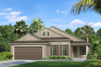 Melbourne Single Family Home For Sale: 4090 Sage Brush Circle