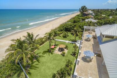 Melbourne Single Family Home For Sale: 5045 Highway A1a