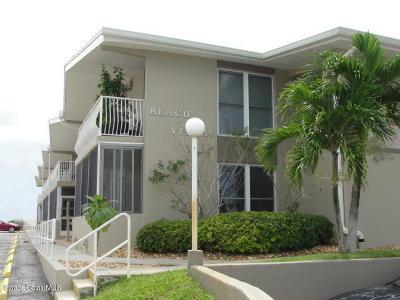 Cocoa Beach Rental For Rent: 2625 S Atlantic Avenue #5