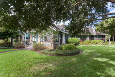 Titusville Single Family Home For Sale: 1226 Riverside Drive