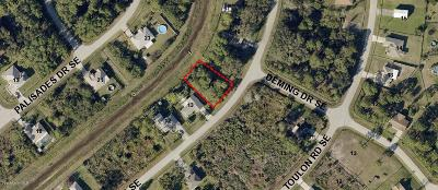 Residential Lots & Land For Sale: 2840 Digby Road SE