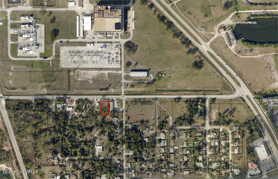 Cocoa Residential Lots & Land For Sale: 3855 Kings Highway