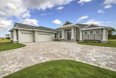 Brevard County Single Family Home For Sale: 3557 Province Drive