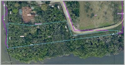 Merritt Island Residential Lots & Land For Sale: 2940 Maritime Lane