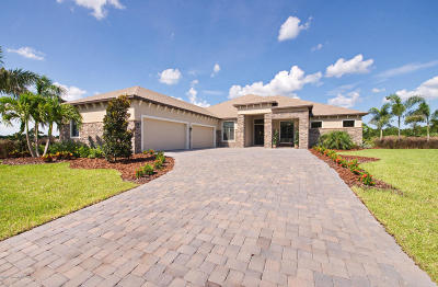 Palm Bay Single Family Home For Sale: Deer Run & Pinto Lane