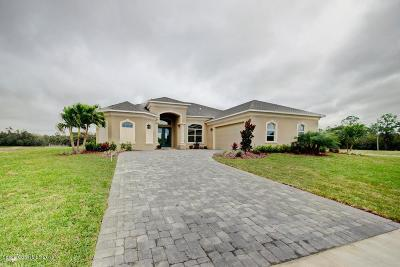 Palm Bay Single Family Home For Sale: 276 Appaloosa Street