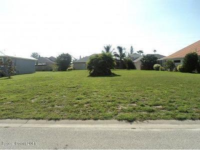 Cocoa Beach Residential Lots & Land For Sale: 14 Cove View Court
