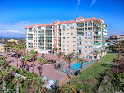 Cocoa Beach Condo For Sale: 420 Harding Avenue #805