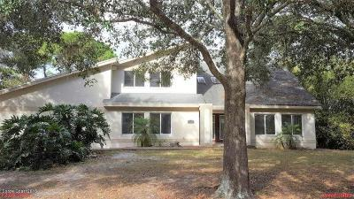 Titusville Single Family Home Contingent: 3884 Goshawk Place