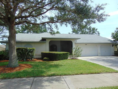Brevard County Single Family Home For Sale: 1494 Patriot Drive