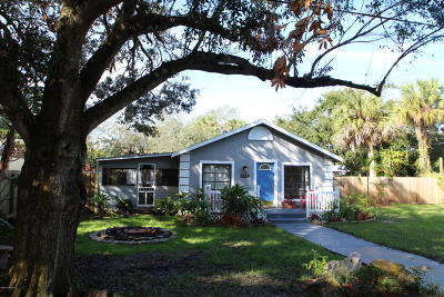 Malabar Single Family Home Contingent: 1714 Crescent Road