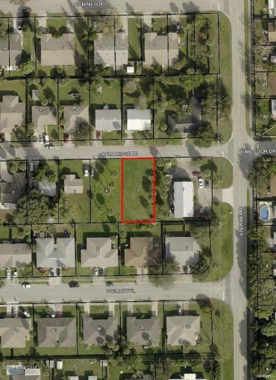 Melbourne Residential Lots & Land For Sale: 1639 Palm Ridge Road