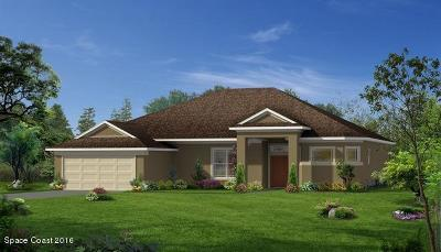 Cocoa Single Family Home Contingent: 3861 Indian River Drive