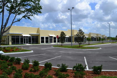 Commercial Lease For Lease: 6549 N Wickham Road #103