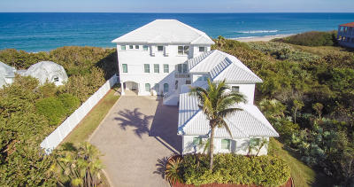 Single Family Home For Sale: 5745 S Highway A1a Highway