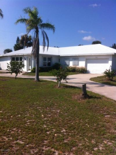 Micco Single Family Home For Sale: 7360 Highway 1