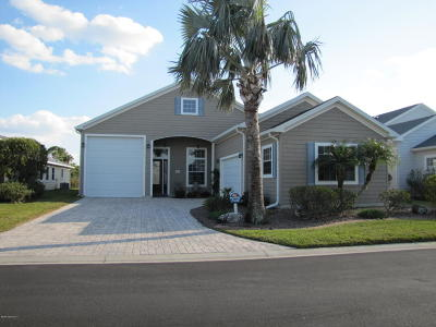 Titusville Single Family Home For Sale: 888 Grande Haven Drive
