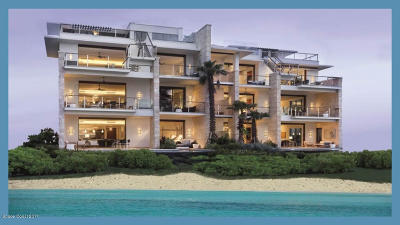 Indialantic Condo Contingent: 1625 N Highway A1a #202