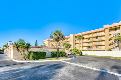 Indialantic, Indialantic, Fl, Indialantic/melbourne, Indialntic, Indian Harb Bch, Indian Harbor Beach, Indian Harbour Beach, Indiatlantic, Melbourne Bch, Melbourne Beach, Satellite Bch, Satellite Beach Condo For Sale: 1415 Highway A1a N #107