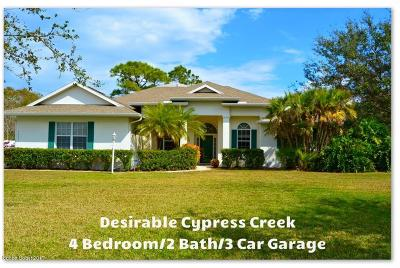 Grant Single Family Home For Sale: 5663 Cypress Creek Drive