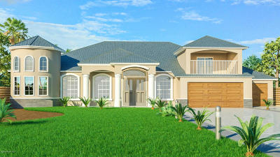 Palm Bay Single Family Home For Sale: Zanzibar