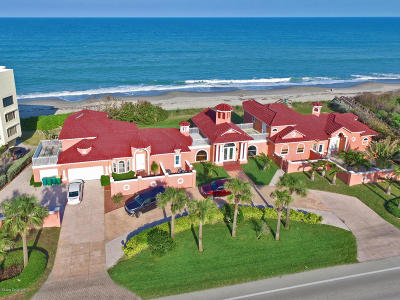 Single Family Home For Sale: 3055 Highway A1a