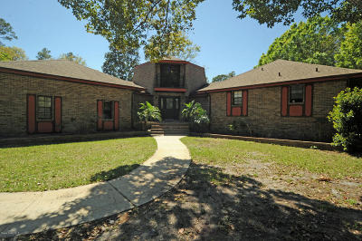 Mims Single Family Home For Sale: 3575 Grantline Road