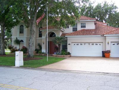 Titusville Single Family Home For Sale: 3570 Raney Road