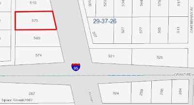 Residential Lots & Land For Sale: Brevard Cty