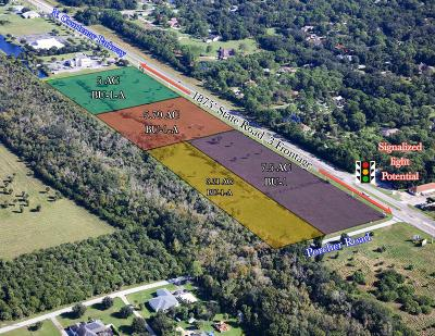 Merritt Island Residential Lots & Land For Sale: N Courtenay Parkway And Porcher Road