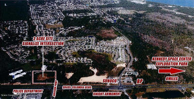 Titusville Residential Lots & Land For Sale: 1245 Grumman Place