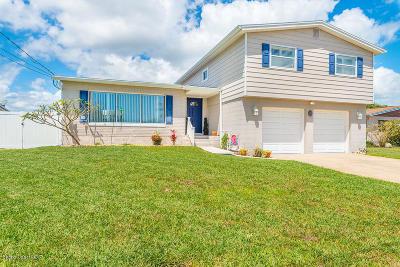 Merritt Island Single Family Home Contingent: 1690 Davis Drive