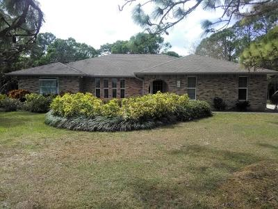 Grant Single Family Home For Sale: 3972 Man-O-War Lane