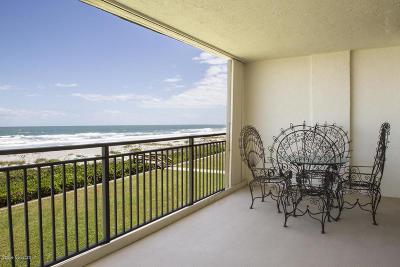 Cocoa Beach Condo For Sale: 3221 S Atlantic Avenue #303